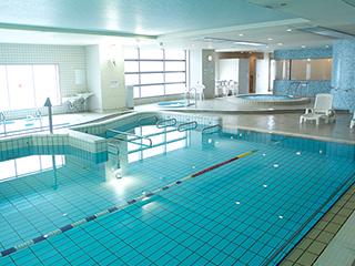 フィットネス専用プール