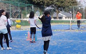 ジュニア・幼稚園・小学生・中学生・高校生 JrIIクラス(小・中学生)