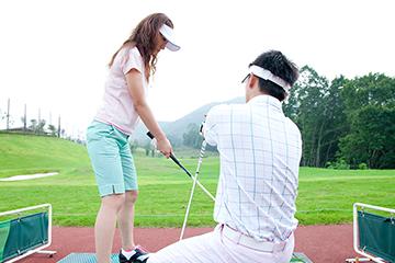ゴルフスクール 入会案内