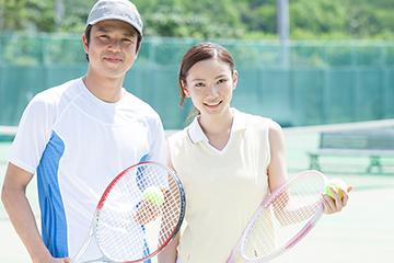 テニススクール 入会案内